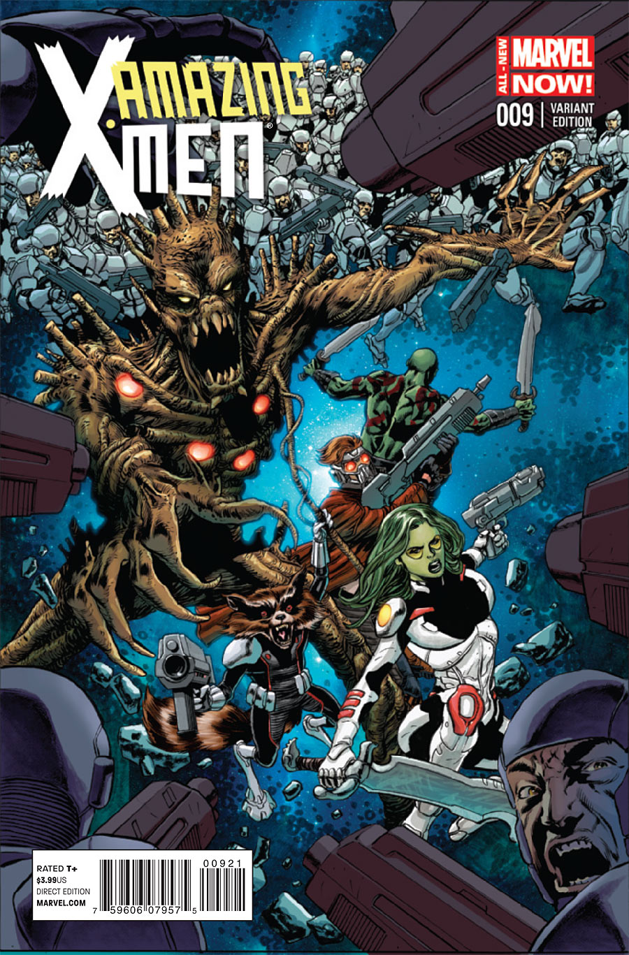 Amazing X-Men #9 variant