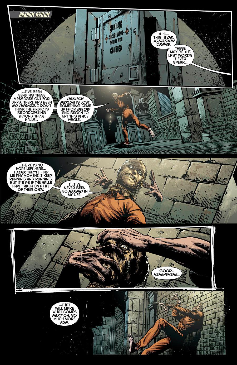 Batman Eternal #14 preview