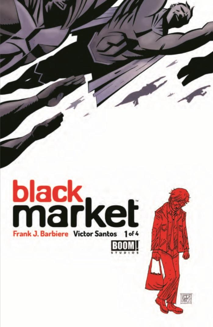 Black Market #1 variant
