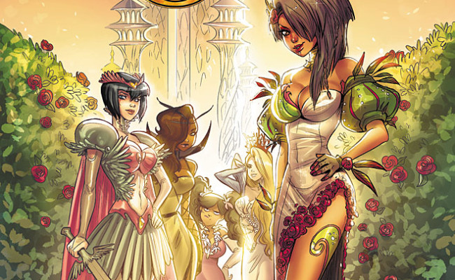 FIRST LOOK! Damsels in Excess #1