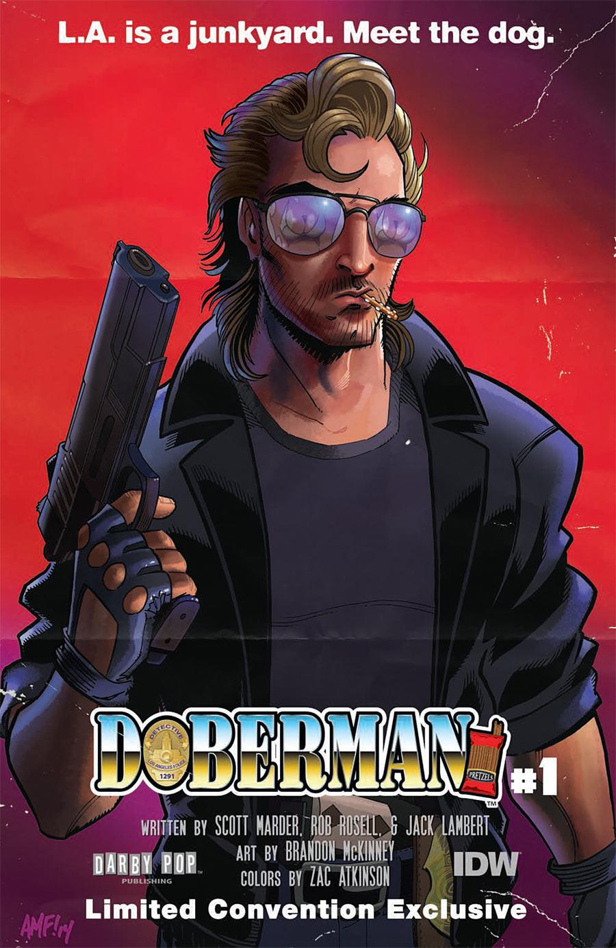 Doberman 1_Variant Cover