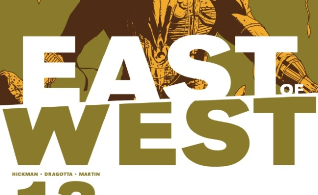 East of West #13 Review