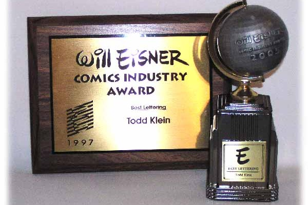 SDCC: Congratulations EISNER AWARD Winners!