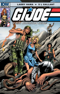 G.I Joe A Real American Hero 204