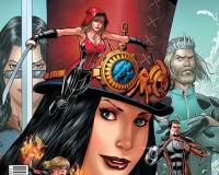 Grimm Fairy Tales presents Realm Knights: Age of Darkness One-Shot Review