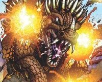 GODZILLA: Rulers of Earth #14 Review