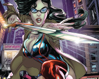 GRIMM FAIRY TALES #100 Review