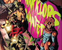 New Warriors #7 Review