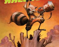ROCKET RACCOON #1 Review