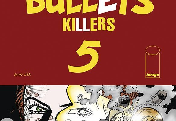 Stray Bullets: The Killers #5 – Review