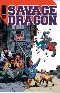 Savage Dragon 196