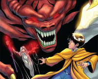Star Mage #4 Review
