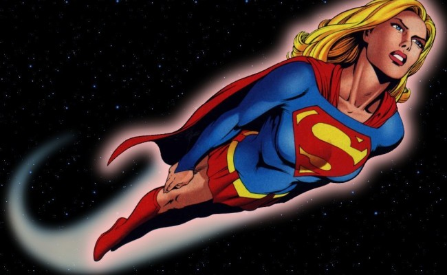 SUPERFANS IN THE FORTRESS: Anj Talks SUPERGIRL and Comics History