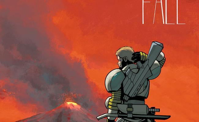 THE LAST FALL #1 Review