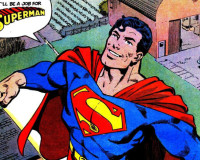 SUPERFANS IN THE FORTRESS: Maxwell Yezpitolek talks SUPERMAN '86 to '99