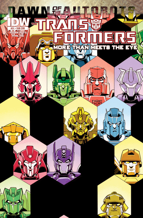 Transformers_More Than Meets The Eye 31 variant