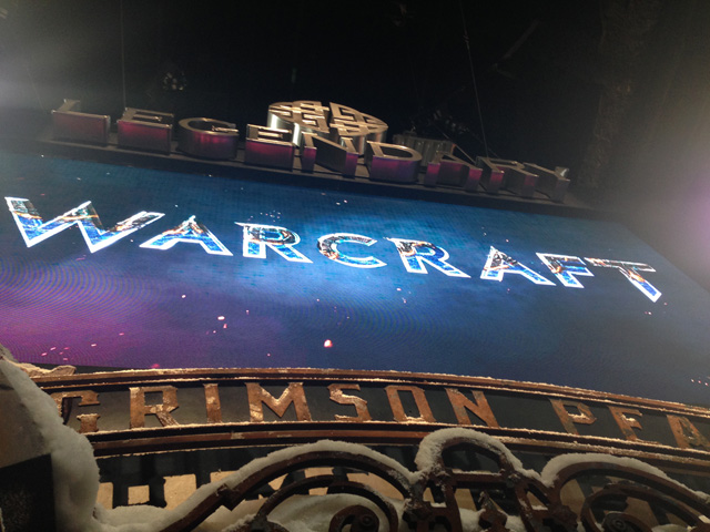 Warcraft Booth