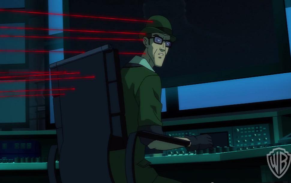 Riddler Gets Pwned In Opening Scene Of Batman Assault On Arkham
