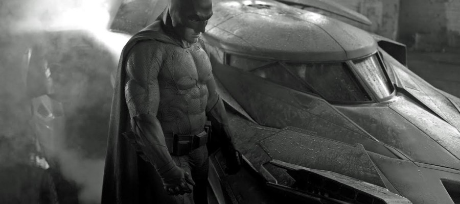 'Batman Vs. Superman': A Closer Look At The New Batsuit - MTV