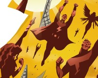EXCLUSIVE! Frank Barbiere talks BLACK MARKET and SOLAR: MAN OF THE ATOM