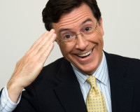 Stephen Colbert Is MARVEL's New Falcon!