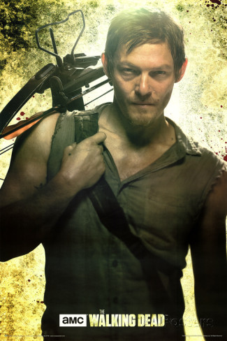 daryl-dixon-walking-dead-television-poster