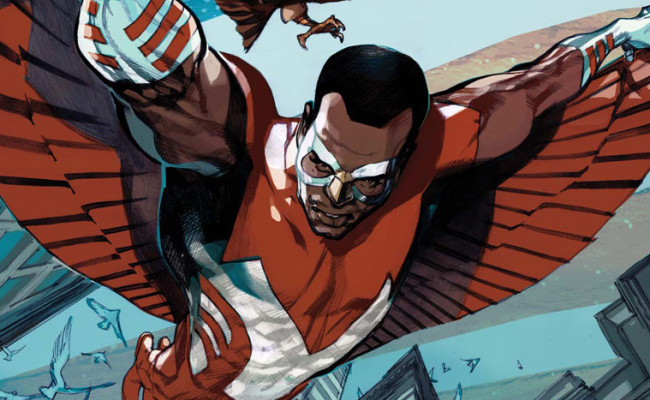 New Captain America Is Black, But More Importantly He's A Fan Favorite