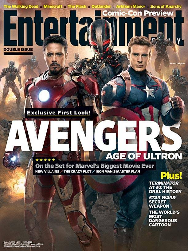 ultron age of ultron