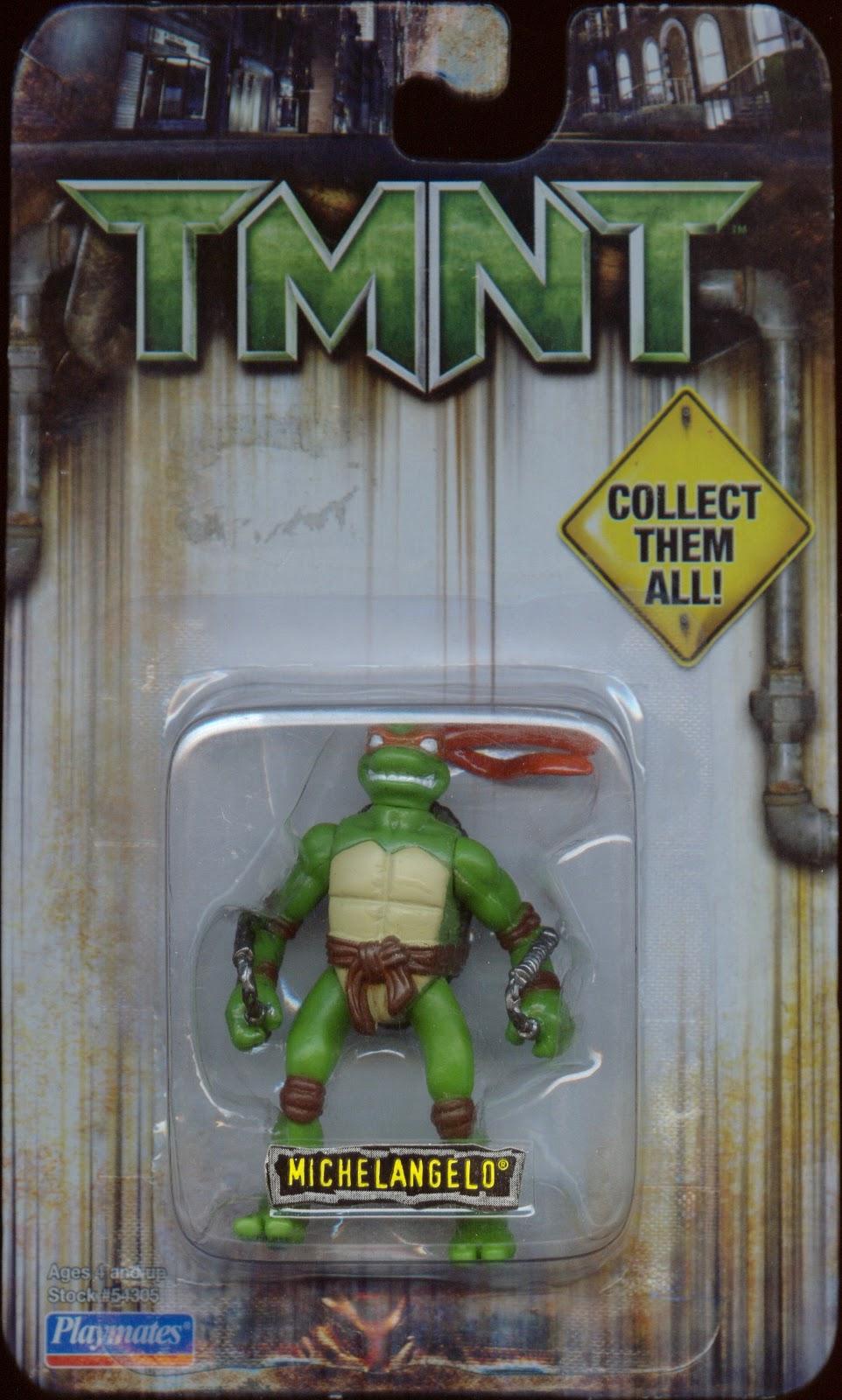 tmnt 2007 leonardo toy