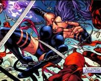 Retro Arcs; Psylocke mini-series