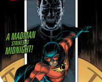 Captain Midnight #14 Review