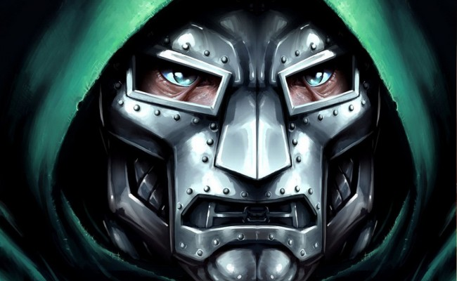 Doctor Doom's Look For FANTASTIC FOUR Reboot Is Bizarre