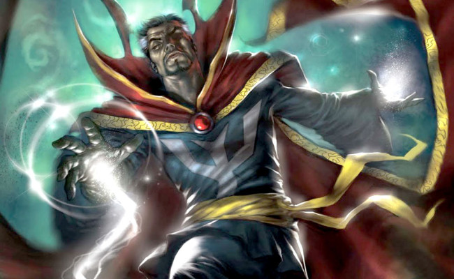 D23: DOCTOR STRANGE Sounds Wacky as Heck