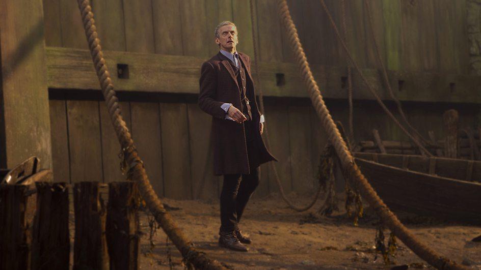 Doctor Who Deep Breath 2