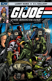 G.I Joe A Real American Hero 205