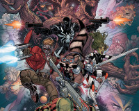 The Guardians Of The Galaxy Are Journeying To The Planet Of The Symbiotes!