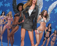 GRIMM FAIRY TALES PRESENTS GODDESS INC. #1 Review