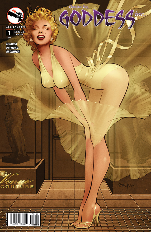 GFT Goddess Inc. 1_Variant Cover