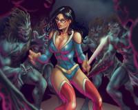 Grimm Fairy Tales vs. Wonderland #2 Review
