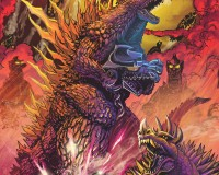 GODZILLA: Rulers of Earth #15 Review