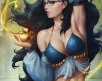 ADVANCE REVIEW! Grimm Fairy Tales #101