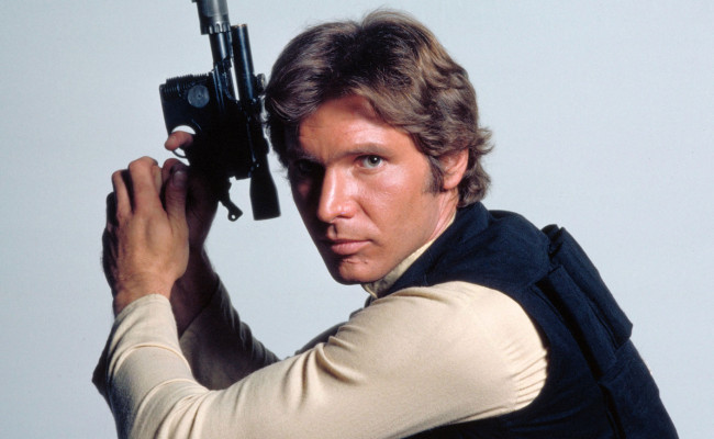 Han Solo Has New Duds And A New Ride For STAR WARS EPISODE VII!