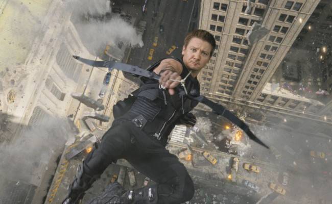 Hawkeye Won't Kick The Bucket In AVENGERS: AGE OF ULTRON