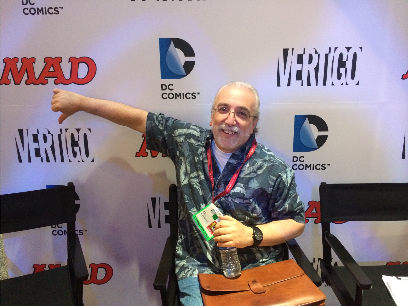 John Ficcara SDCC 2014 Interview Alt