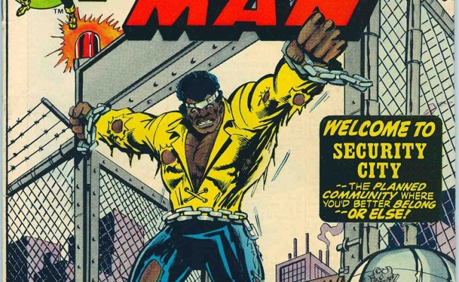 """Honored,"" is how Terry Crews would feel to be playing Luke Cage"