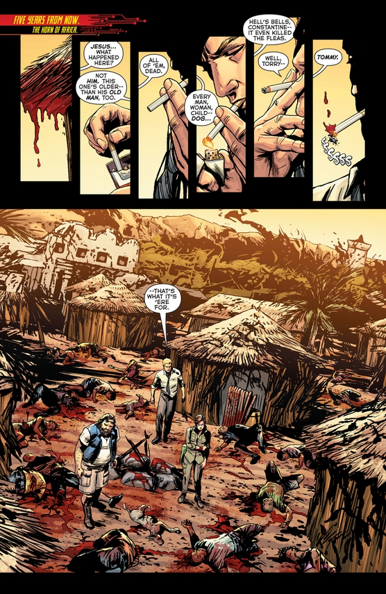New 52-Futures End 17_Preview Page