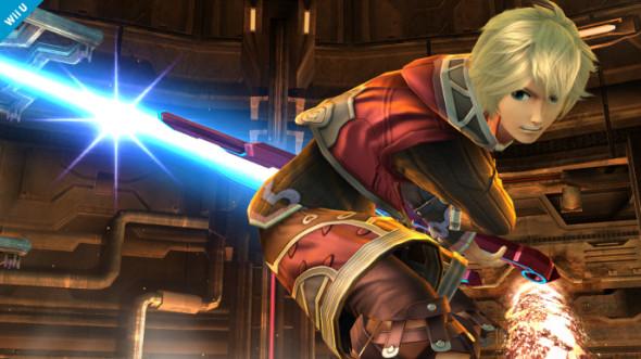 Shulk Smash Bros Wii U