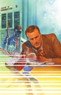 Six Million Dollar Man Series 6 Issue 5