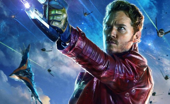 GUARDIANS OF THE GALAXY — The Review