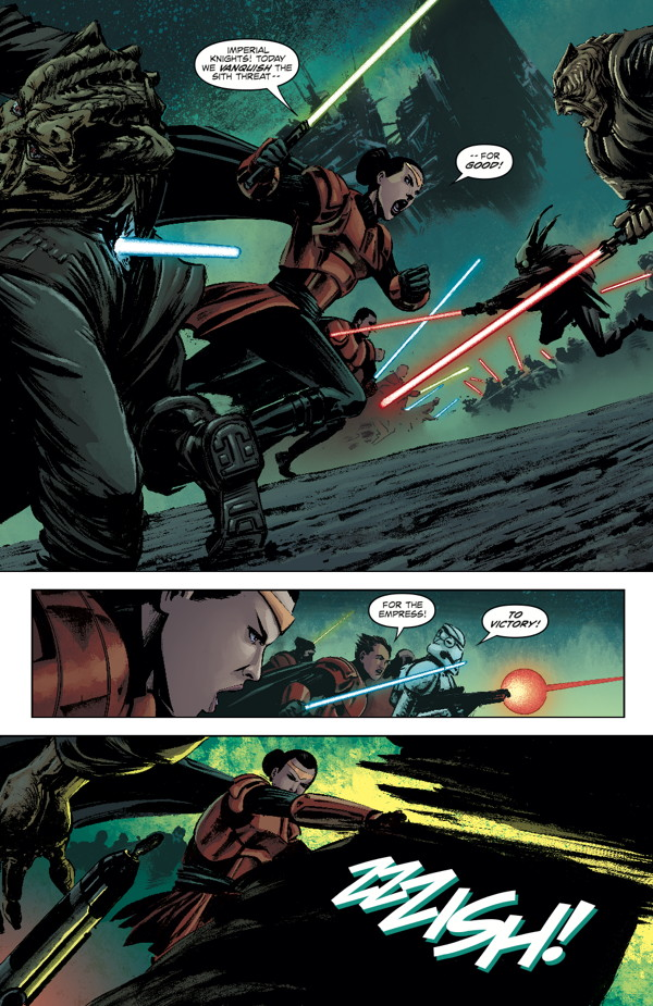 Star Wars-Legacy 18_Preview Page